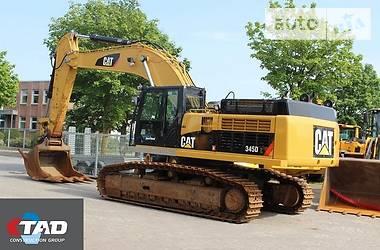 Caterpillar 345 DL 2011