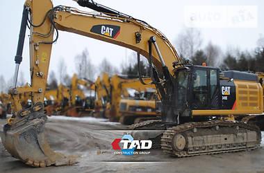 Caterpillar 349 Е 2012
