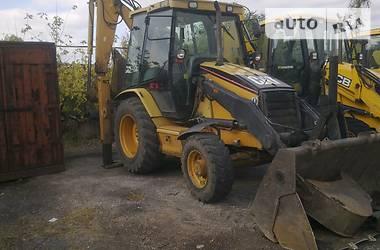 Caterpillar 428 424  2006