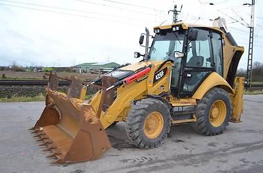Caterpillar 428 428F Turbo Powershif 2012