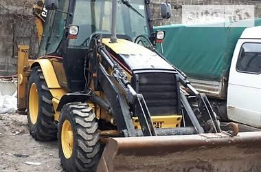 Caterpillar 428 D 2005