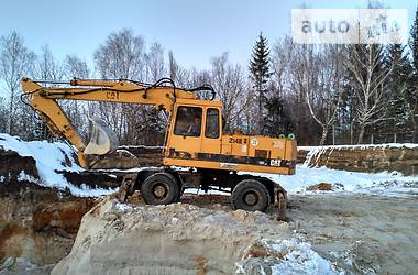 Caterpillar CAT 214В 1994