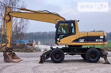 Caterpillar M318 C 2005