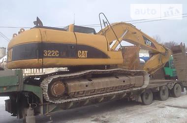 Caterpillar M320 322C 2004