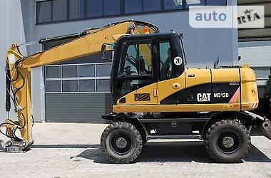 Caterpillar M 313 D 2009
