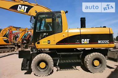 Caterpillar M 322С 2007