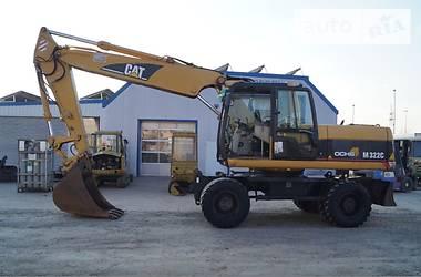 Caterpillar M M 322 C 2005