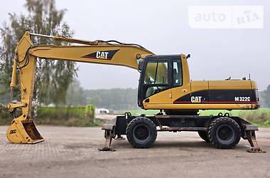Caterpillar M 322C 2003