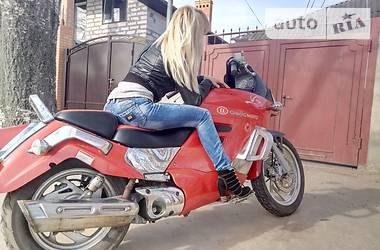 Cf moto 250  2007