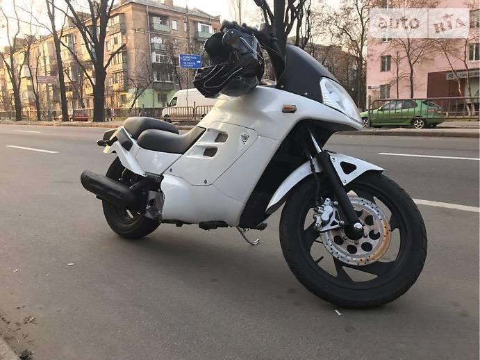 Cf moto V3