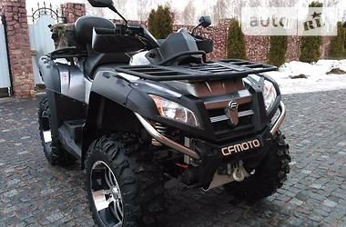 Cf moto X8 Terralander  2013