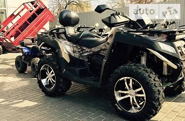 Cf moto X8 Terralander  2012