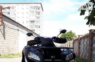 Cf moto X8 Terralander Gladiator 2014