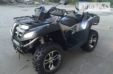 Cf moto X8 Terralander 2014