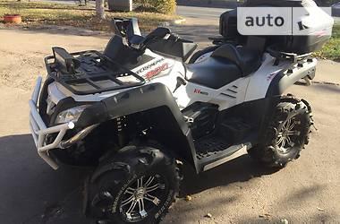 Cf moto X8  2013