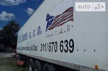 Chereau Carrier  1998