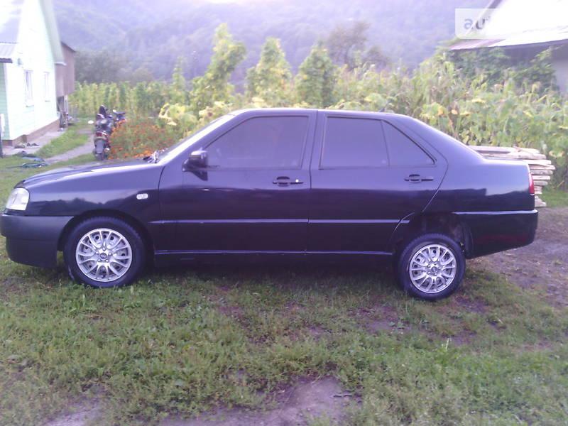 Chery A15 2007 року