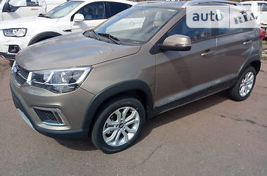 Chery Tiggo Tiggo 2 LUX AT 2017