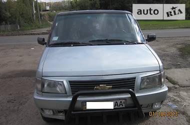 Chevrolet Astro пасс.  1986