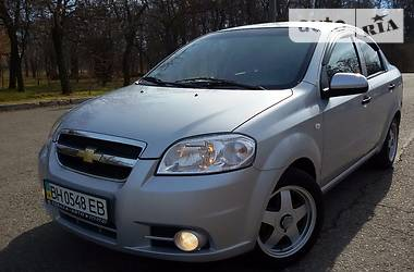 Chevrolet Aveo  NE KRACHEN 100% 2007