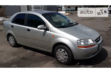Chevrolet Aveo 1.5 2005