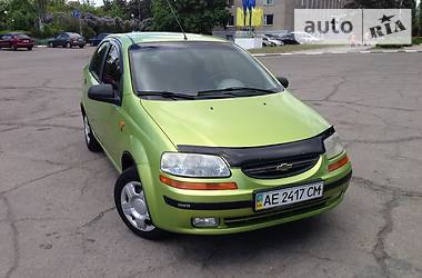 Chevrolet Aveo 1.5 LS 2004