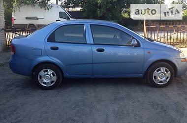 Chevrolet Aveo 1.5 2004