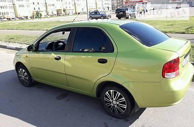 Chevrolet Aveo T200 2004