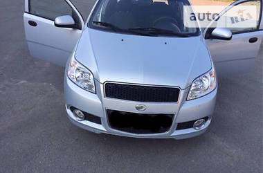 Chevrolet Aveo Zaz Vida 2014