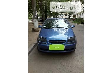 Chevrolet Aveo  2003