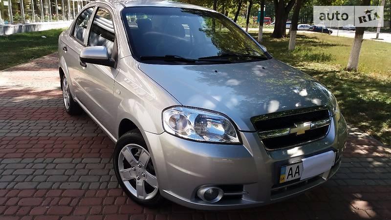 Chevrolet Aveo 2009 года