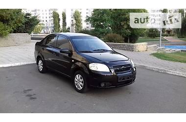 Chevrolet Aveo 1.5i ГБО 2007