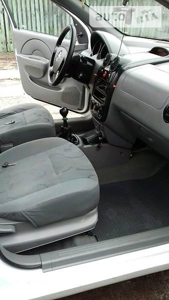 Chevrolet Aveo 2005 года