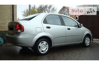 Chevrolet Aveo 1.5I LS ORIGINAL 2006