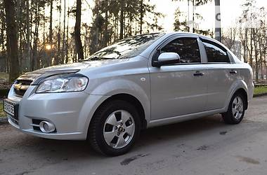 Chevrolet Aveo 1.5 GAS 4 2011