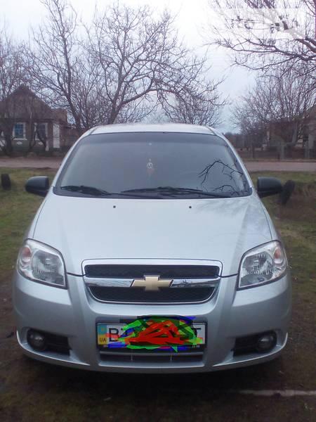 Chevrolet Aveo 2011 року