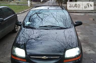 Chevrolet Aveo 1.5i 2005