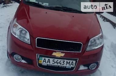 Chevrolet Aveo 1.5 2012