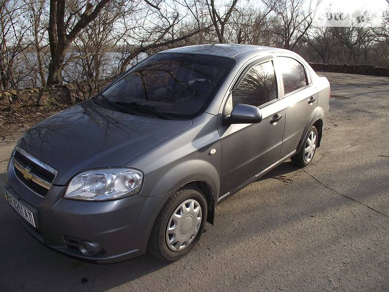 Chevrolet Aveo 2008 року