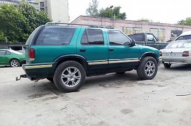 Chevrolet Blazer GMC Jimmy 4.3i 1996