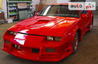 Chevrolet Camaro  1991