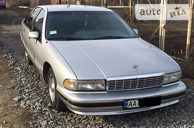 Chevrolet Caprice Brougham 1991