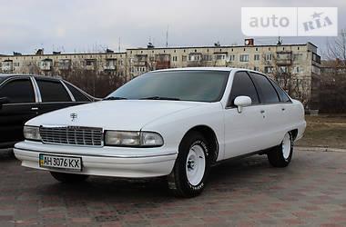 Chevrolet Caprice DC1 1991
