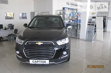 Chevrolet Captiva LT 2016