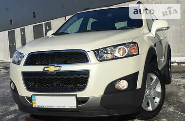 Chevrolet Captiva LT 4WD 7s 2013