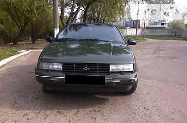 Chevrolet Corsica Комфорт 1991