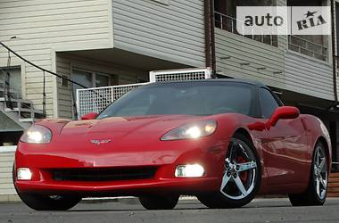 Chevrolet Corvette 6.0 LS2 V8.V IDEALE. 2008