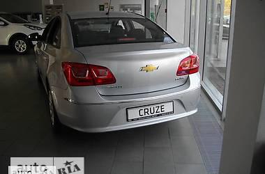 Chevrolet Cruze 1.6 MT (124 л.с.) LS 2016