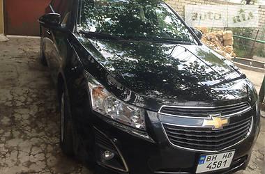 Chevrolet Cruze LC 2014