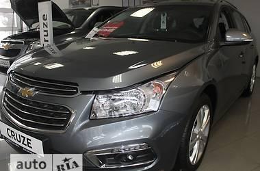 Chevrolet Cruze 1.4T АT  2016